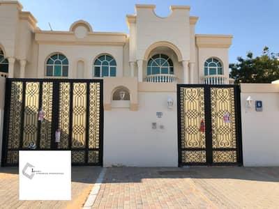 6 Bedroom Villa for Rent in Between Two Bridges (Bain Al Jessrain), Abu Dhabi - attractive villa in a  Very special area