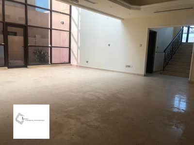 8 Bedroom Villa for Rent in Between Two Bridges (Bain Al Jessrain), Abu Dhabi - Huge Villa