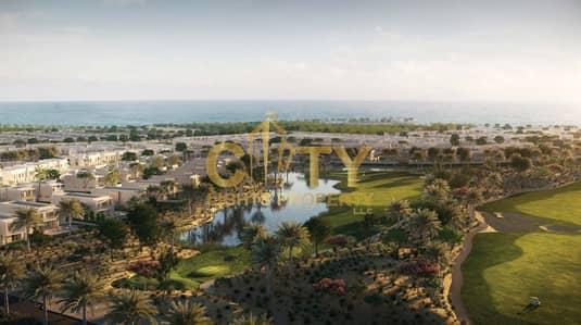 ارض سكنية  للبيع في جزيرة ياس، أبوظبي - صفقة حاسمة! مساكن الأراضي الفاخرة في غرب ياس