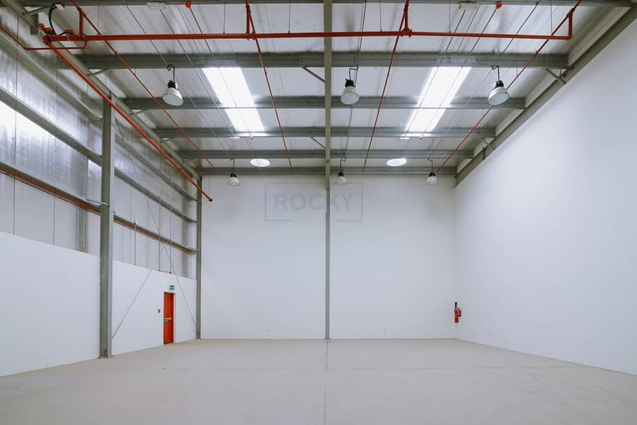 2 Very Spacious Warehouse Available for Lease in Saif Zone   Sharjah