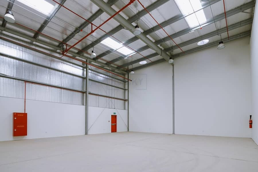 2 Huge Warehouse Available for Lease in Saif Zone | Sharjah