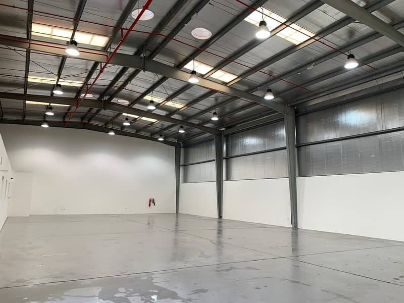 Amazing Warehouse Available for Lease in Saif Zone | Sharjah