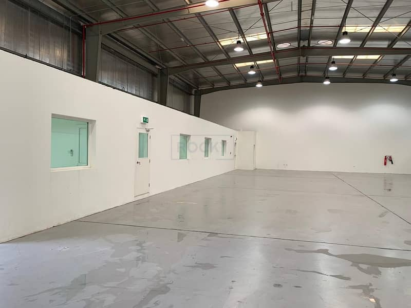2 Amazing Warehouse Available for Lease in Saif Zone | Sharjah