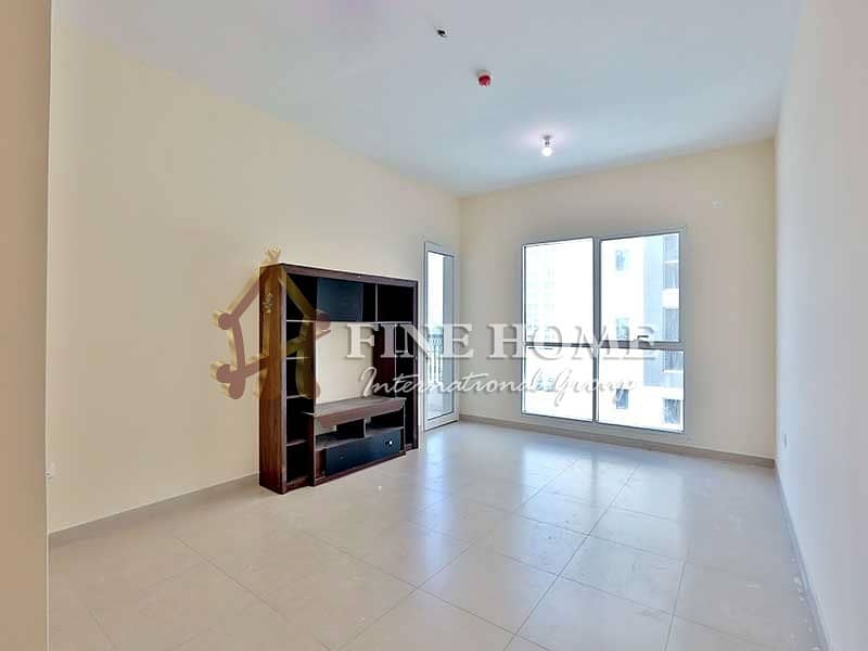 Outstandingly Catchy 1BR Apartment in Rawdhat !