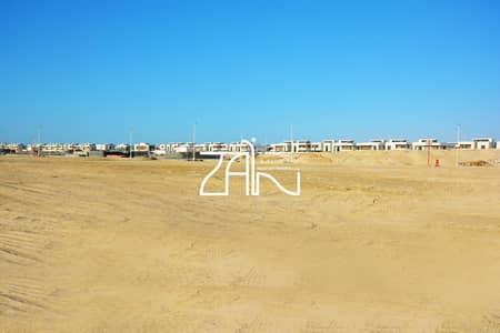 ارض سكنية  للبيع في جزيرة ياس، أبوظبي - Lovely Standard Plot in West Yas Close to the Sea
