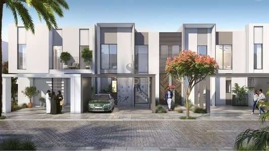 3 Bedroom Townhouse for Sale in The Valley, Dubai - Your dream house | The valley - Eden | 50% DLD fee off