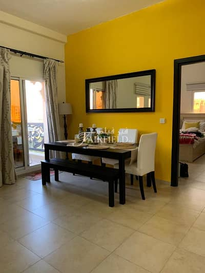 1 Bedroom Flat for Rent in Remraam, Dubai - Closed Kitchen | Lovely 1BR Apt close to Pool | Avbl End Jan