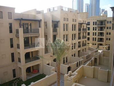 فلیٹ 3 غرف نوم للايجار في المدينة القديمة، دبي - Chiller Free | Furnished | Great Views | Balcony