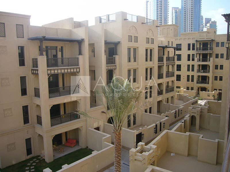 Chiller Free | Furnished | Great Views | Balcony