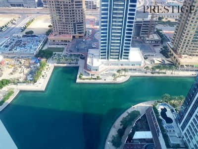2 Bedroom Apartment for Rent in Jumeirah Lake Towers (JLT), Dubai - 2 Bed Lakeside Residence Lake View Bright Apt.