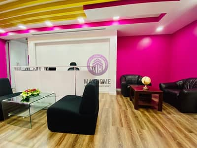 Office for Rent in Madinat Zayed, Abu Dhabi - Office with Free Tawtheeq & Signboard