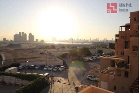 شقة 1 غرفة نوم للايجار في دبي فيستيفال سيتي، دبي - Iconic Hillside Living | Al Badia Hillside | 1 BD