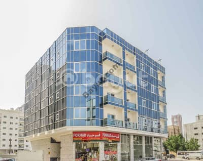 Brand New… Studio Apartment available for rent in Al Eman Building, Ajman