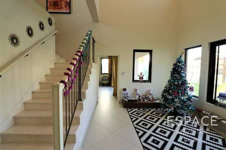 4 Bedroom Villa for Rent in Arabian Ranches 2, Dubai - Popular Type 3 - Landscaped - White Wood