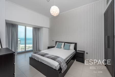 1 Bedroom Flat for Rent in Dubai Marina, Dubai - Well Maintained Apartment | Stunning View
