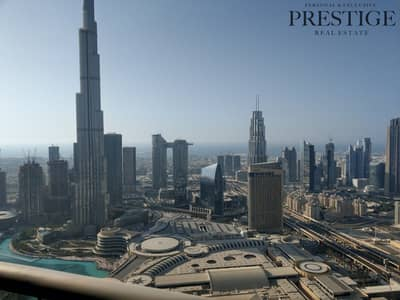 4 Bedroom Flat for Sale in Downtown Dubai, Dubai - 4 Bedrooms Apartment Sale in The Address