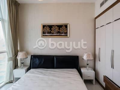 1 Bedroom Apartment for Rent in Al Furjan, Dubai - Fully Furnished Brand New 1 BHK In Al Furjan
