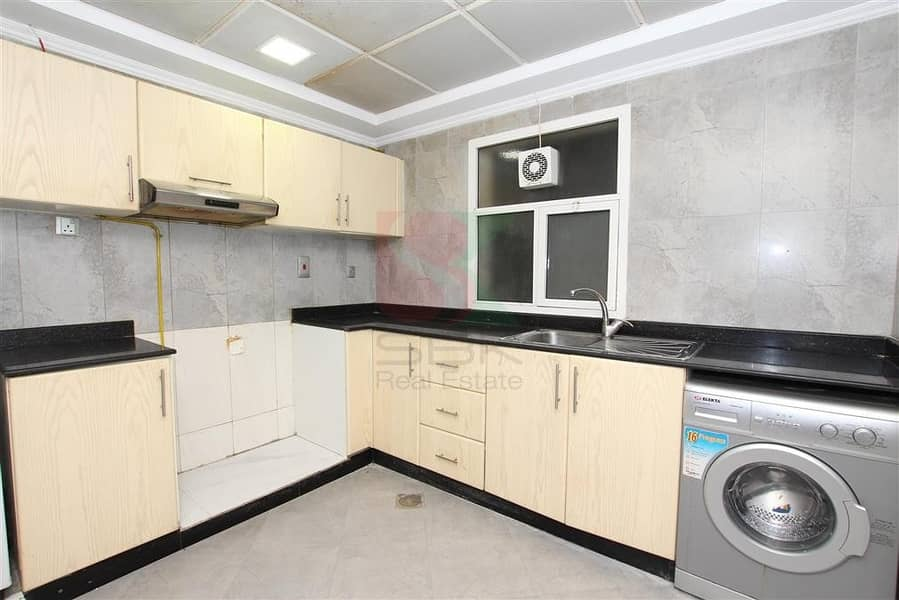 2 No Commission! Fully Furnished Chiller And 1 Month Free 2BHK Al Nahda 1