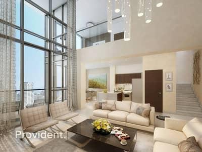 شقة 1 غرفة نوم للبيع في وسط مدينة دبي، دبي - Luxurious living 1 B/R in the Heart of Downtown