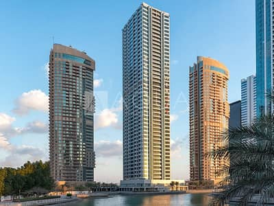 Office for Rent in Jumeirah Lake Towers (JLT), Dubai - Vacant  Brand New Office  Preatoni Tower