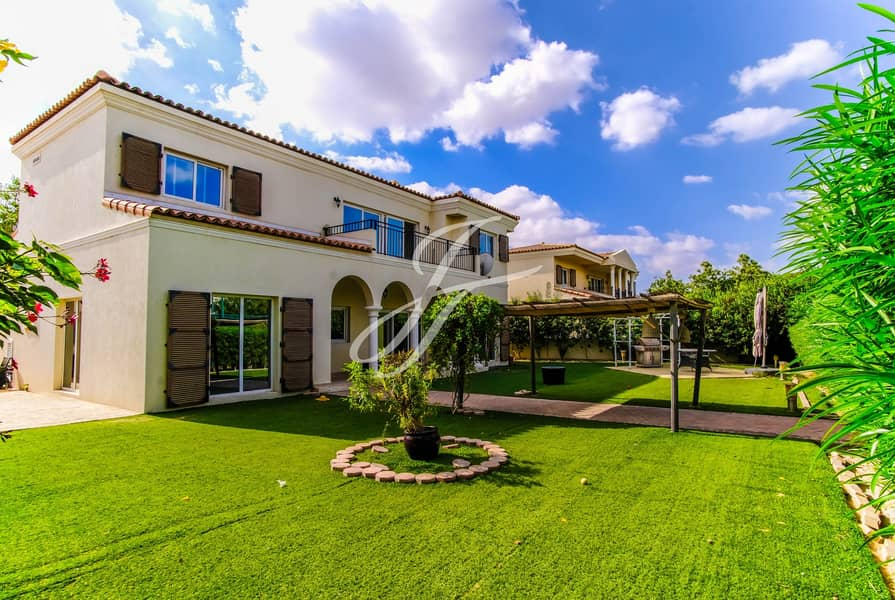 Vacant/ 5 BR Family Villa/ Next to Tennis Court
