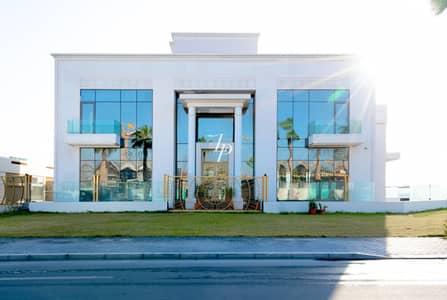 فیلا 8 غرف نوم للبيع في لؤلؤة جميرا، دبي - Iconic 8 Bedroom Villa|Stunning Burj Khalifa Views