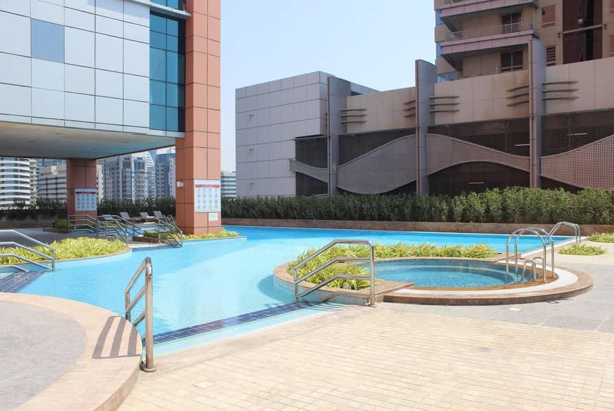 15 Spacious 1 Bedroom Apartment in Dubai Jewel Tower