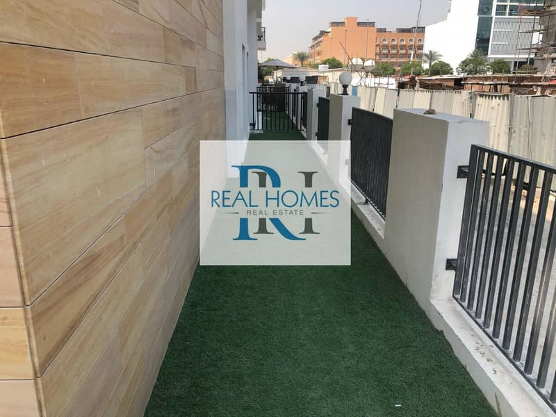 10 Specious 1 Bed! Private Garden! Pets Freindly! 12 Payment Option
