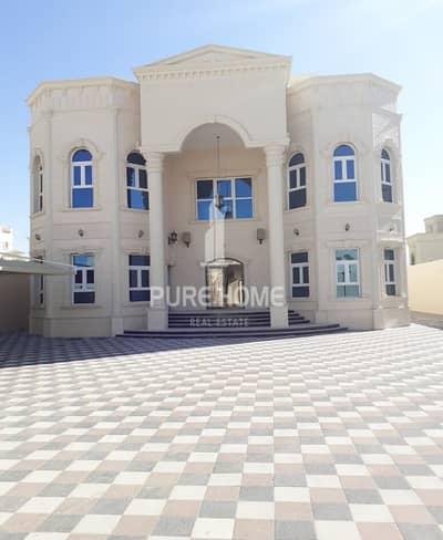فیلا 9 غرف نوم للبيع في مدينة محمد بن زايد، أبوظبي - Brand New | Luxurious 9 Master Bedroom villa with Maid Room And Driver Room In MBZ City
