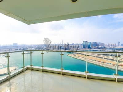 3 Bedroom Apartment for Rent in Al Reem Island, Abu Dhabi - Water front home