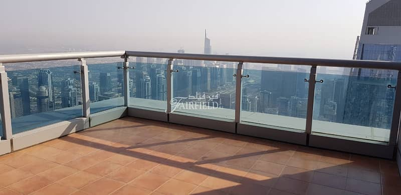2 Full Sea View | Gorgeous 2BR Apt |Princess Tower