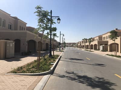 3 Bedroom Townhouse for Sale in Serena, Dubai - Single Row Type B| Brand New Townhouse