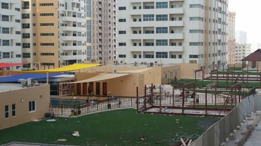 Luxurious 1 Bed Hall with Parking in Ajman One Tower near Beach