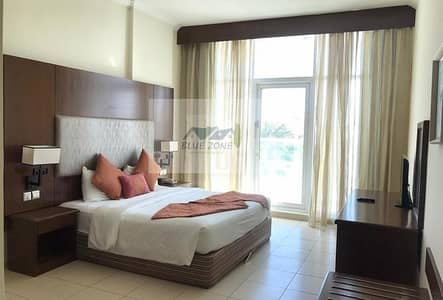 FAMILY OFFER 1BHK FURNISHED NEXT TO SHARAF DG METRO 2 BATHROOMS ALL AMENITIES IN 60K