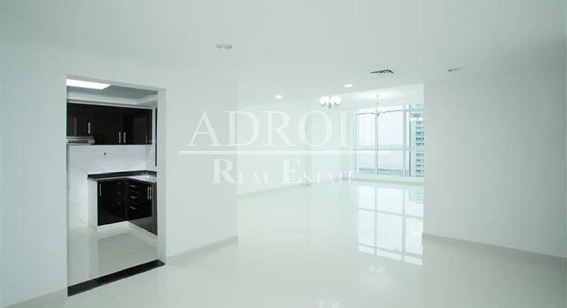 1 Month Free | Lake View | Maids Room | 3BR Apt in Majestic Tower