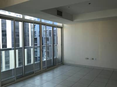 HUGE SIZE ELEGANT 03  BEDROOMS APARTMENT WITH MAIDS ROOM   02 BALCONIES ,GYM PARKING SAUANA LOCATED AT  AL RAWDHAT .