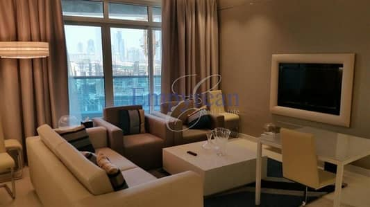 2 Bedroom Flat for Rent in Business Bay, Dubai - REDUCED Large Beautifully Fully Furnished 2 Bed in The Vogue Full Lake View