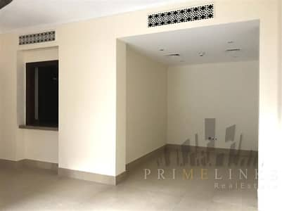 1 Bedroom Apartment for Rent in Old Town, Dubai - Excellent Condition 1 Bed Balcony Unfurnished