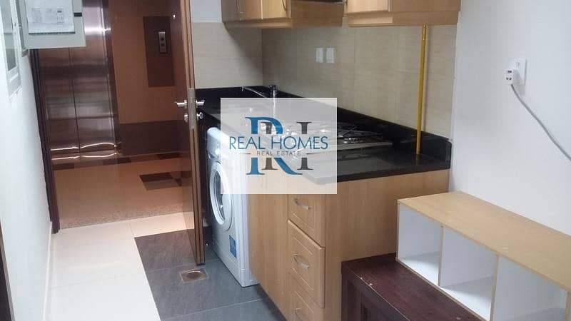 2 Furnished Studio! With Balcony! Well Maintained ! Mid Floor