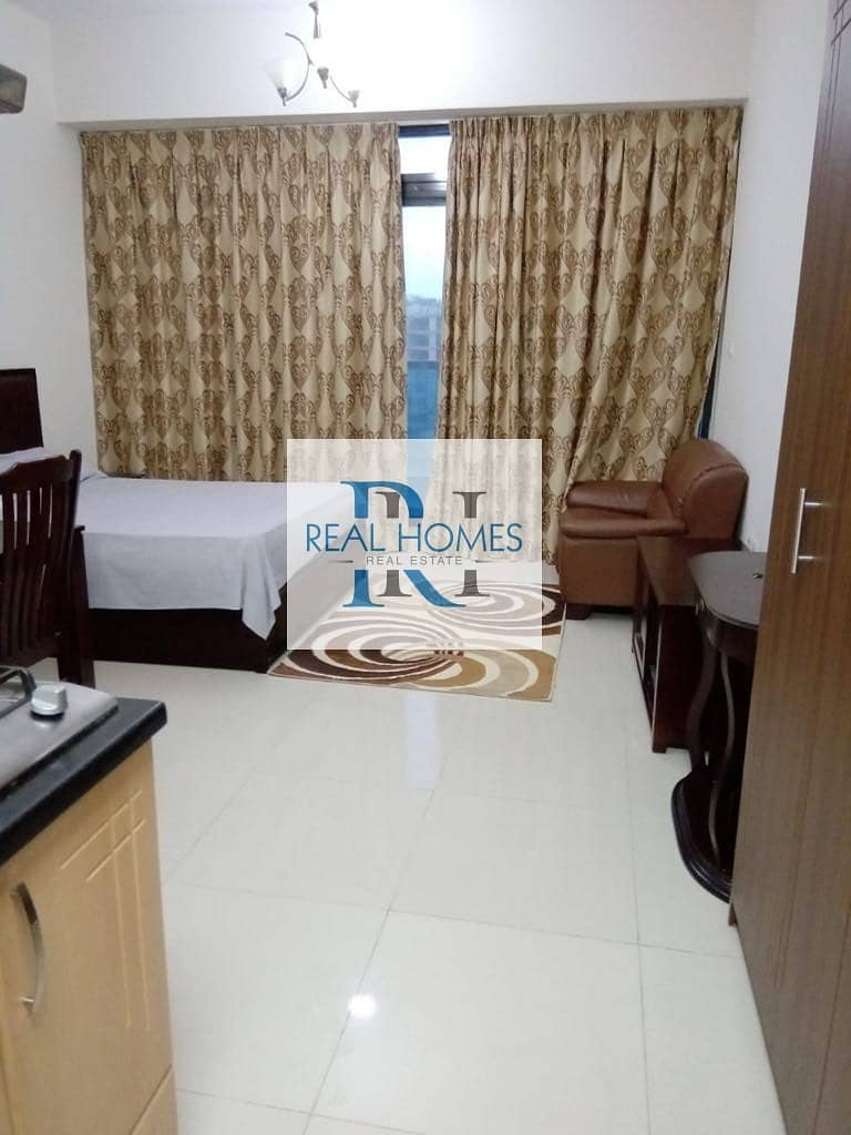 10 Furnished Studio! With Balcony! Well Maintained ! 2600 Monthly