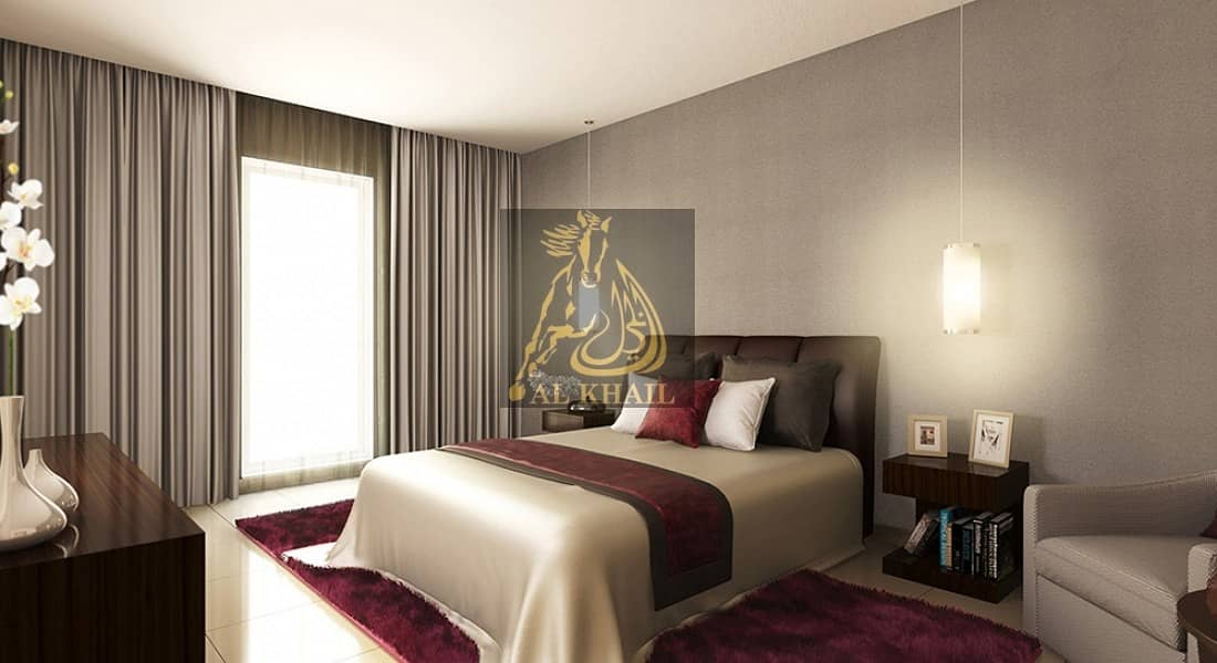 2 Fabulous Affordable 1BR Hotel Apartment for sale in Dubai South | Fully Furnished | Price Discounted | Best Location