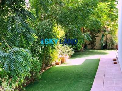 4 Bedroom Villa for Sale in Al Reef, Abu Dhabi - Upgraded | Corner | Single Row | Park View