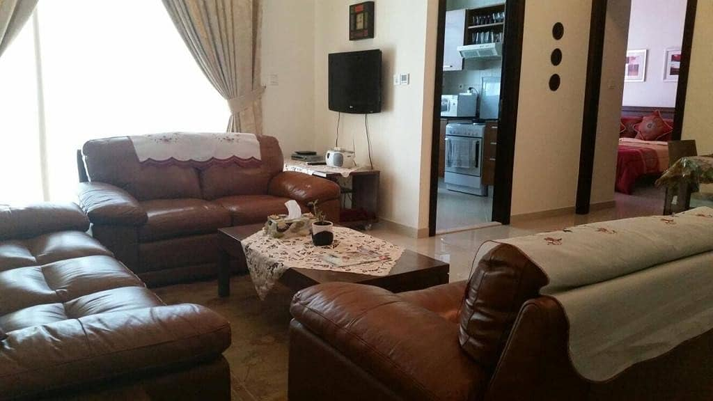 Beautiful Indeed Fully Furnished 1 Bedroom Apartment in Dec Tower 1