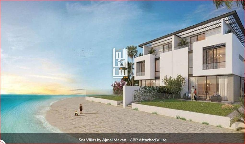 2 5% Booking | 1% Monthly w/ 4yrs  Installment plan.  Beautiful sea view