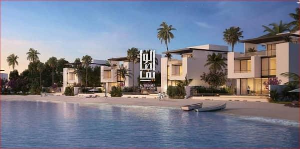 فیلا 3 غرف نوم للبيع في مدينة الشارقة للواجهات المائية، الشارقة - 5% Booking | 1% Monthly w/ 4yrs  Installment plan.  Beautiful sea view
