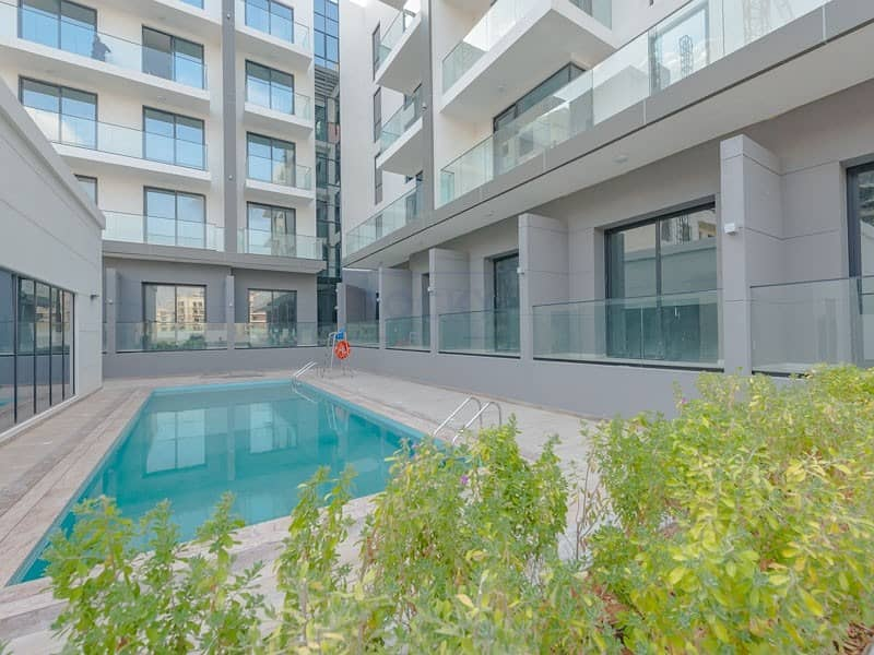 2 ONE MONTH FREE! 1 B/R Apartments in a Brand New Bldg | Pool & Gym | Al Barsha