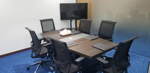 Office for Rent in Bur Dubai, Dubai - Renew Your Trade License With Virtual Office Contract |Meeting Room Facility | Secretarial Services