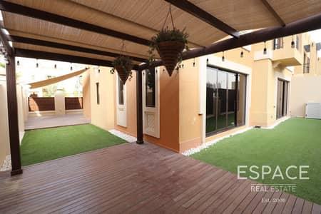 فیلا 4 غرف نوم للايجار في مدينة دبي الرياضية، دبي - Contemporary Living   4BR + M   Townhouse