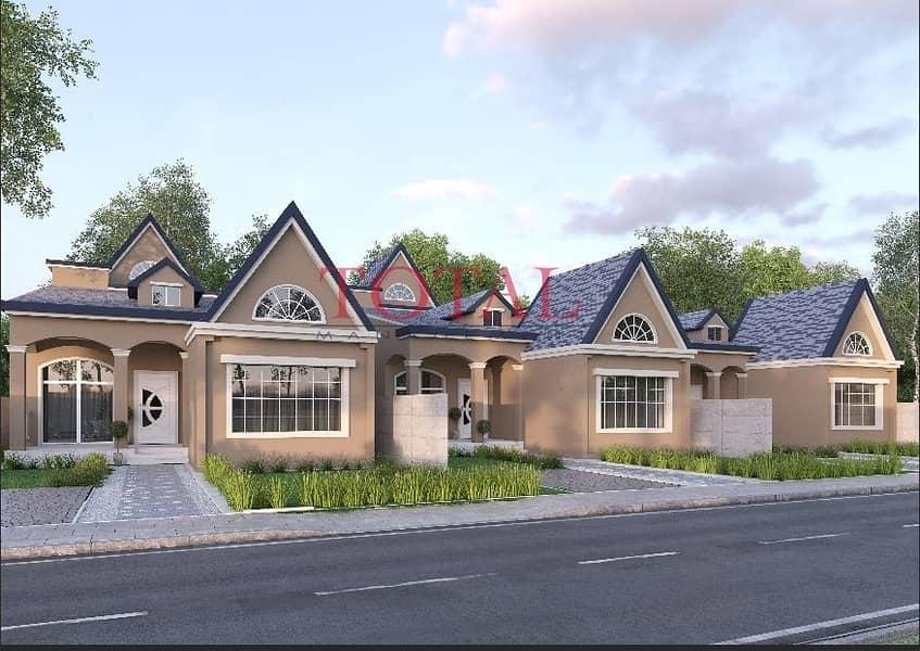 2 Modern Stylish 3 Bedrooms Villa