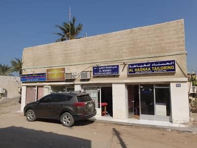 Bulk Unit for Sale in Al Rashidiya, Ajman - GOLDEN CHANCE FOR PROFITABL INVESTMENT!!! 2000 SQF  LAND WITH 4 SHOP AND 4 BHK ARABIC HOUSE FOR SALE IN RASHEDIA -3
